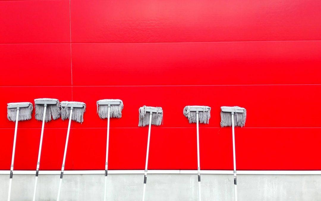 Mangler din virksomhed rengøringsartikler?