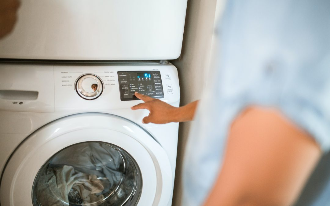 Gå ikke på kompromis med din vaskemaskine
