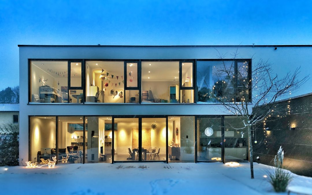 Udstyr hjemmet med intelligent belysning