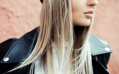 Med en paryk kan du ændre dit look på et splitsekund