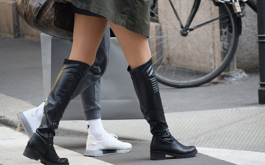 Guide til at pleje dine støvletter i læder